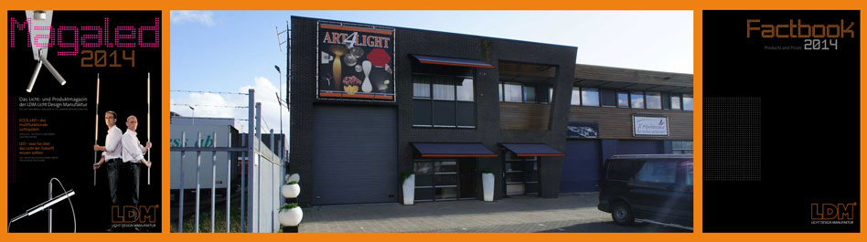 Art4Light / LDM agent voor de BeNeLux